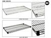 JAKEN WIRE SHELVES