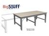 BIGSTUFF™ EXPANDABLE PRODUCTION TABLES
